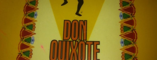 Don Quixote Pizza Bar is one of Veja Comer & Beber ABC - 2012/2013 - Bares.
