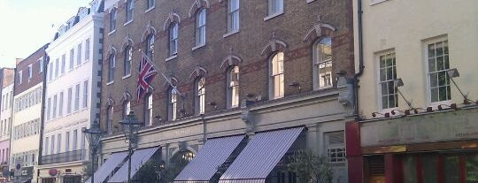 Charlotte Street Hotel is one of London as a local.