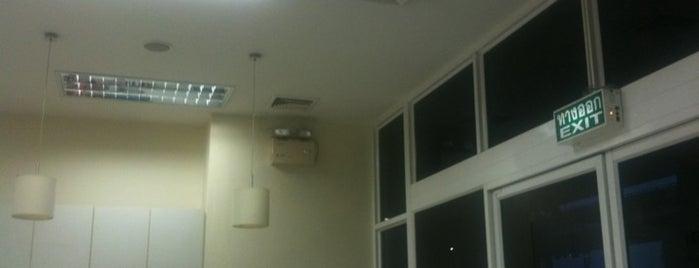 แผนกผู้ป่วยฉุกเฉิน Thonburi 2 Hospital is one of ?.