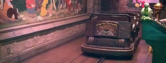 Snow White's Scary Adventures is one of Disneyland Fun!!!.