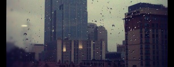 SXSW Rainpocalypse is one of Speakmans SXSW Venues in Austin.