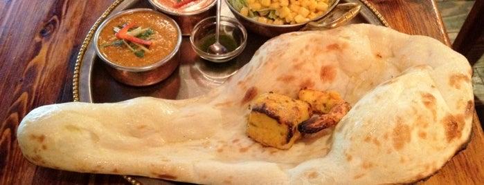 アーグラー 本店 is one of Asian Food.
