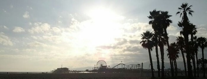 Venice Beach is one of Olly Checks In Los Angeles.