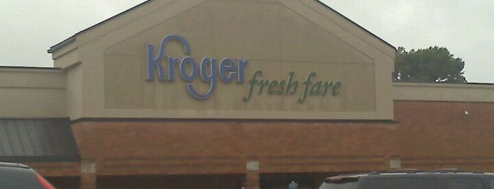 Kroger is one of Welker Studio's Culture Class.
