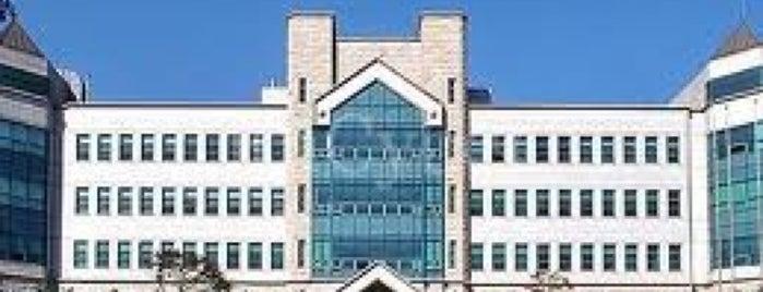 연세대학교 공학원 (Yonsei University, College of Engineering) is one of 연세대학교, Yonsei Univ..