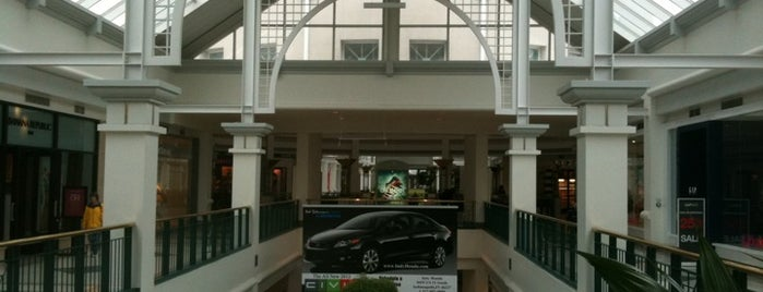 The Fashion Mall at Keystone is one of Shopping: Indy Style.
