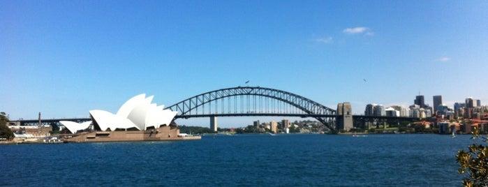 Sydney Harbour Bridge is one of Essential Sydney.