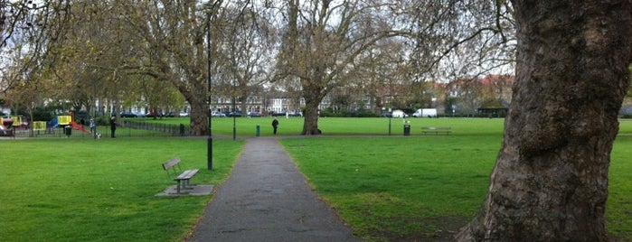 Eel Brook Common is one of Must-visit Great Outdoors in London.