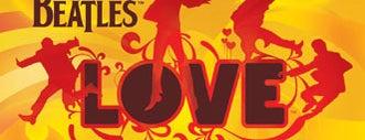 The Beatles LOVE (Cirque Du Soleil) is one of Las Vegas Entertainment.