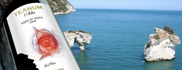 Cantine Teanum is one of Cantine Aperte Puglia 2012.