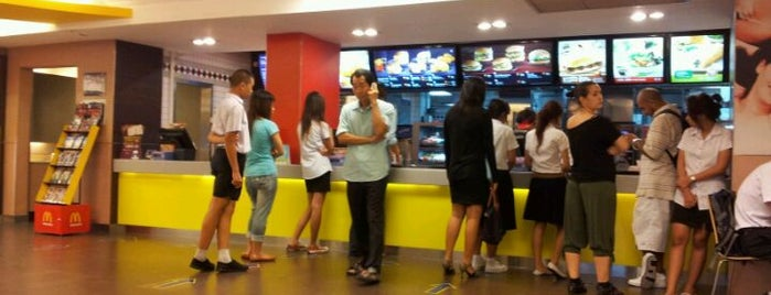 McDonald's is one of Top 10 dinner spots in กรุงเทพมหานคร, ประเทศไทย.