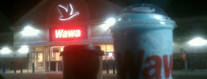 Wawa Food Market #8311 is one of Beyond Eats!.