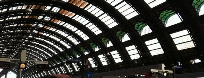 Stazione Milano Centrale is one of MilanoX.