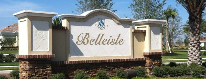 Belleisle At Country Club East is one of Neal Communities.