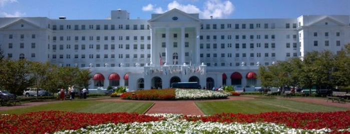 The Greenbrier is one of Best Places to Check out in United States Pt 5.
