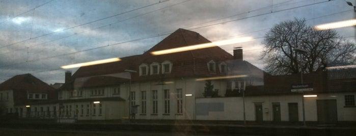 Bahnhof Neubeckum is one of Bahnhöfe DB.