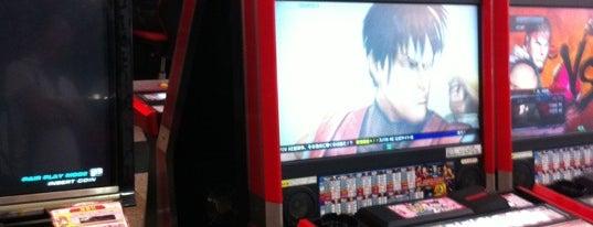 シャトーEX is one of 関西のゲームセンター.