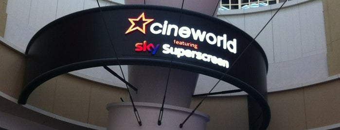 Cineworld is one of O2.