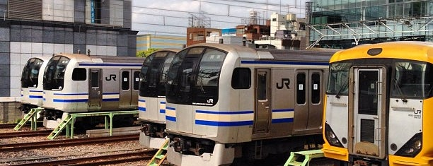 "JR 錦糸町駅 is one of ""JR"" Stations Confusing."