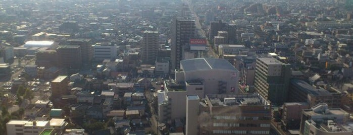 Hotel Century Shizuoka is one of 読売巨人軍.