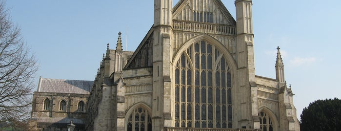 Winchester is one of Immersed English Activities.