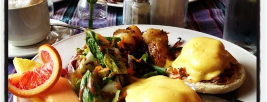 Cafe La Gaffe is one of Best Brunch Spots in Downtown Toronto.