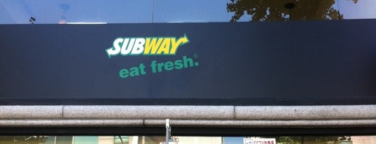 SUBWAY is one of ?8.