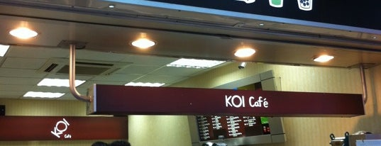 KOI Café is one of Must-visit Food in Singapore.