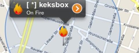 [ *] keksbox is one of Social Media Spots in Berlin.