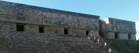 Zona Arqueológica de Uxmal is one of Trips / Mexico.