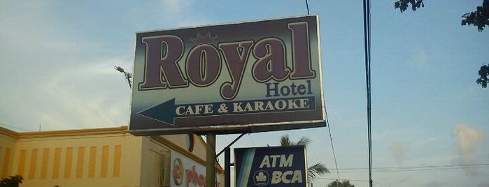Hotel Royal is one of Annie Wilson.