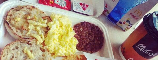 McDonald's is one of U.