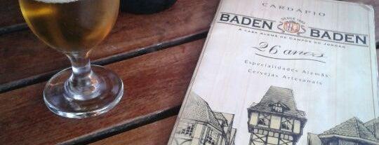 Baden Baden is one of Campos do Jordão 2012.