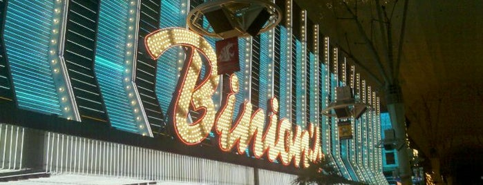 Binion's Hotel & Casino is one of Vegas Death March.