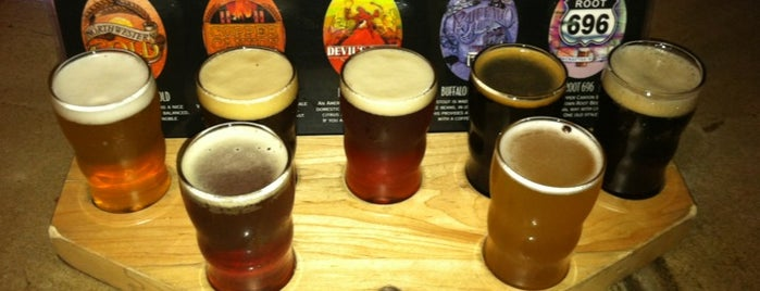 Copper Canyon Brewery is one of Breweries.