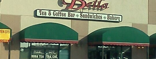 Cafe Bella is one of OKC List.