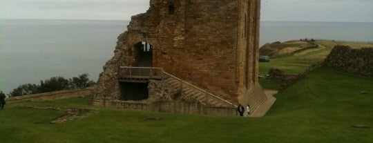 Scarborough Castle is one of Things to do in Scarborough.
