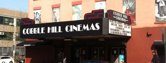 Cobble Hill Cinemas is one of Places I have daily deals to redeem.