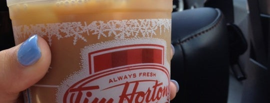 Tim Hortons is one of Favorite Food.