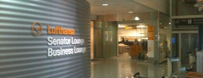 Lufthansa Senator Lounge Departures G Gate G28 (Schengen) is one of Airports.