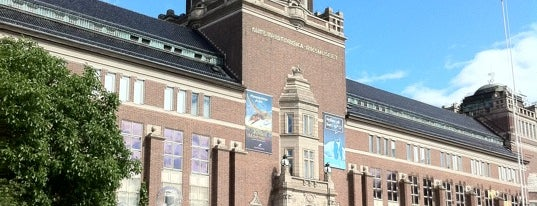 The Swedish Museum of Natural History is one of Top picks for Museums.