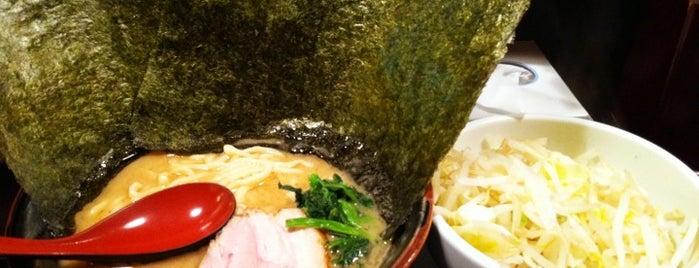 麺昇 七辻 is one of 御徒町 ラーメン.