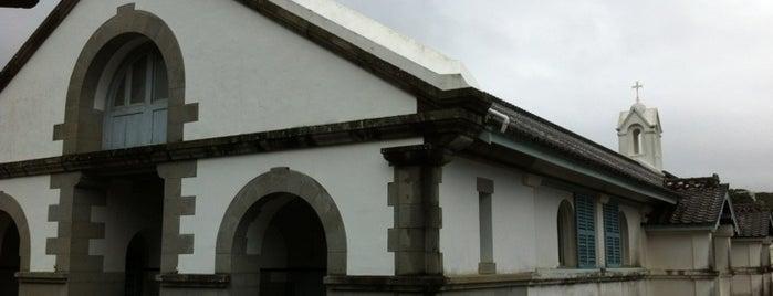 カトリック出津教会 is one of 長崎市 観光スポット.