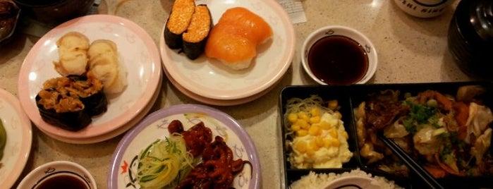 Sushi King is one of Must-visit Food in Petaling Jaya.