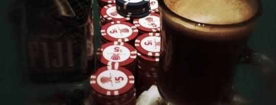 Wynn Poker Room is one of @MJVegas, Vegas Life Top 100.