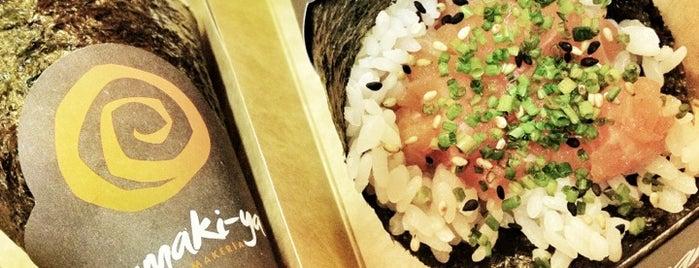 Temaki-ya is one of Restaurantes Japoneses Barcelona.