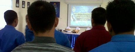 Dewan Serbaguna MWL1 is one of My Working Place.