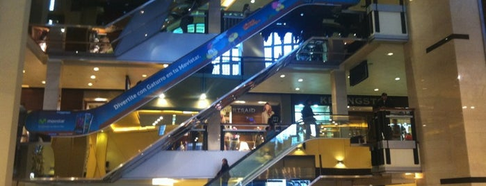 Abasto Shopping is one of Shoppings.