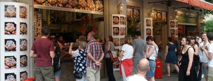 Aldemir Eis & Café is one of Berlin.