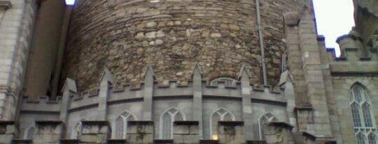 Dublin Castle is one of Dublin Tourist Guide.